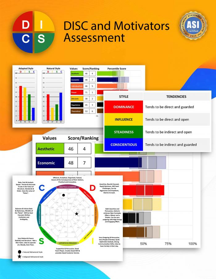 DISC and Motivators Assessment